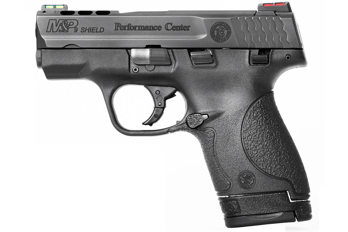 MP9 SHIELD 9MM PERFORMANCE CENTER PORTED