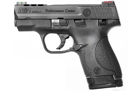 SMITH AND WESSON MP9 SHIELD 9MM PERFORMANCE CENTER PORTED