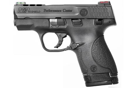 SMITH AND WESSON MP40 SHIELD 40SW PC PORTED