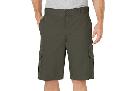 "11"" RIPSTOP RELAXED FIT CARGO SHORT"