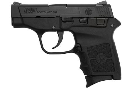 SMITH AND WESSON BODYGUARD 380 NO MANUAL SAFETY