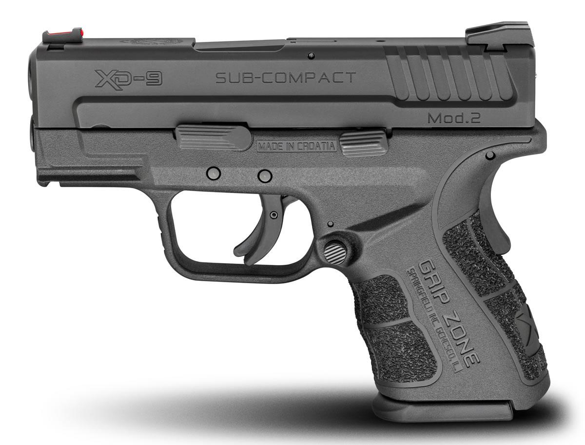 9mm mod springfield xd compact sub gripzone essentials