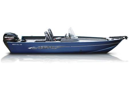 2016 1625 FURY XL SS W/50ELPT MERCURY