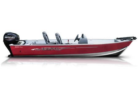 2016 1600 FURY SS W/40ELPT LUND RED