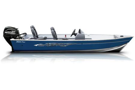 2016 1400 FURY SS W/25ELPT MERCURY