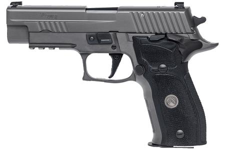 SIG SAUER P226 LEGION 9MM SAO W/ NIGHT SIGHTS