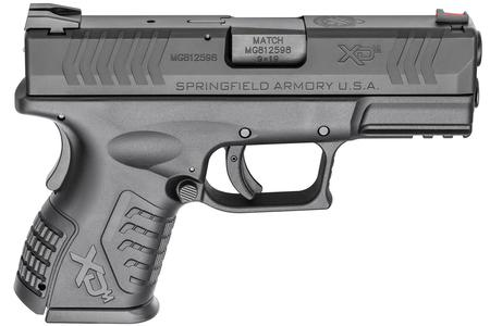 SPRINGFIELD XDM 9MM 3.8 COMPACT BLACK ESSENTIALS