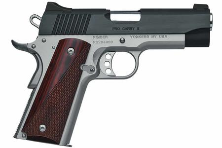 KIMBER PRO CARRY II (TWO TONE) .45 ACP
