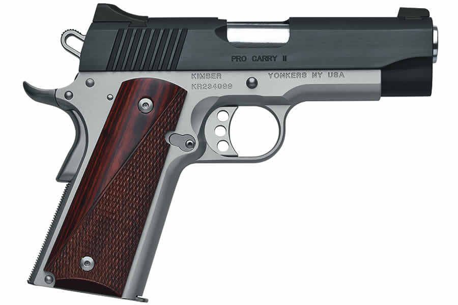 PRO CARRY II (TWO TONE) .45 ACP