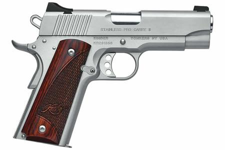 KIMBER STAINLESS PRO CARRY II 9MM LUGER