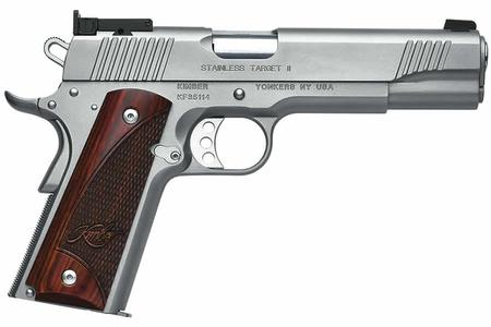 Kimber Stainless Target II 9mm Luger