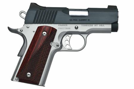 ULTRA CARRY II TWO-TONE 9MM