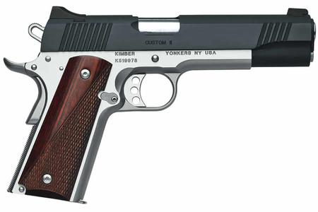 KIMBER CUSTOM II TWO-TONE 9MM