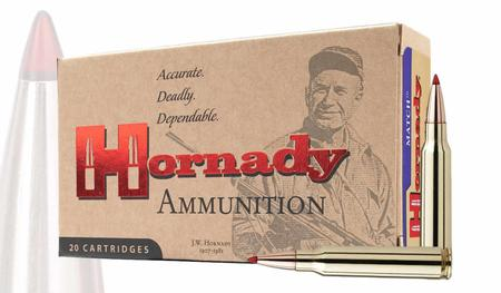 HORNADY 338 Lapua 285 gr ELD Match 20/Box
