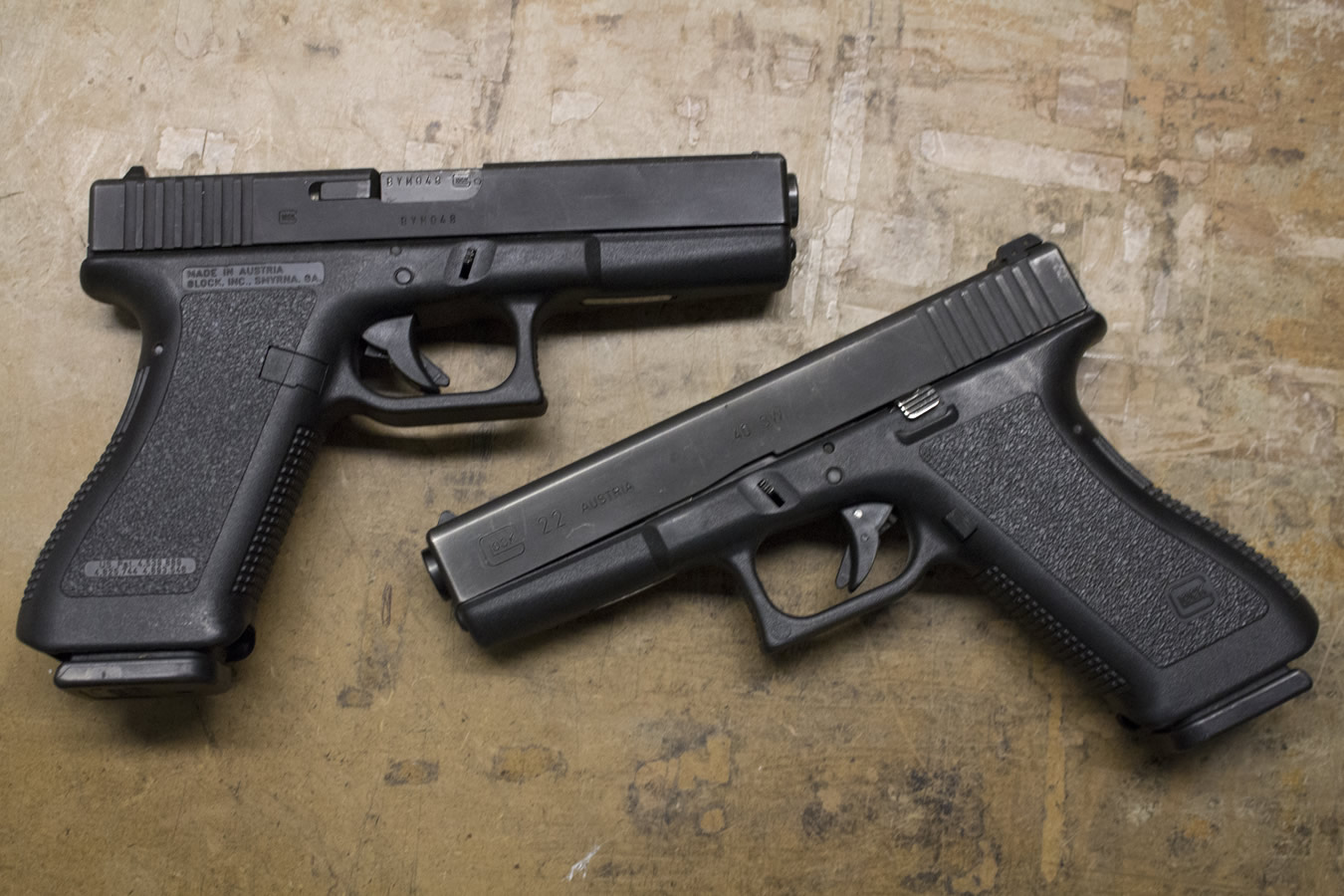 Glock 22 Gen2 40 S&W Police Trade-ins (Good Condition ...