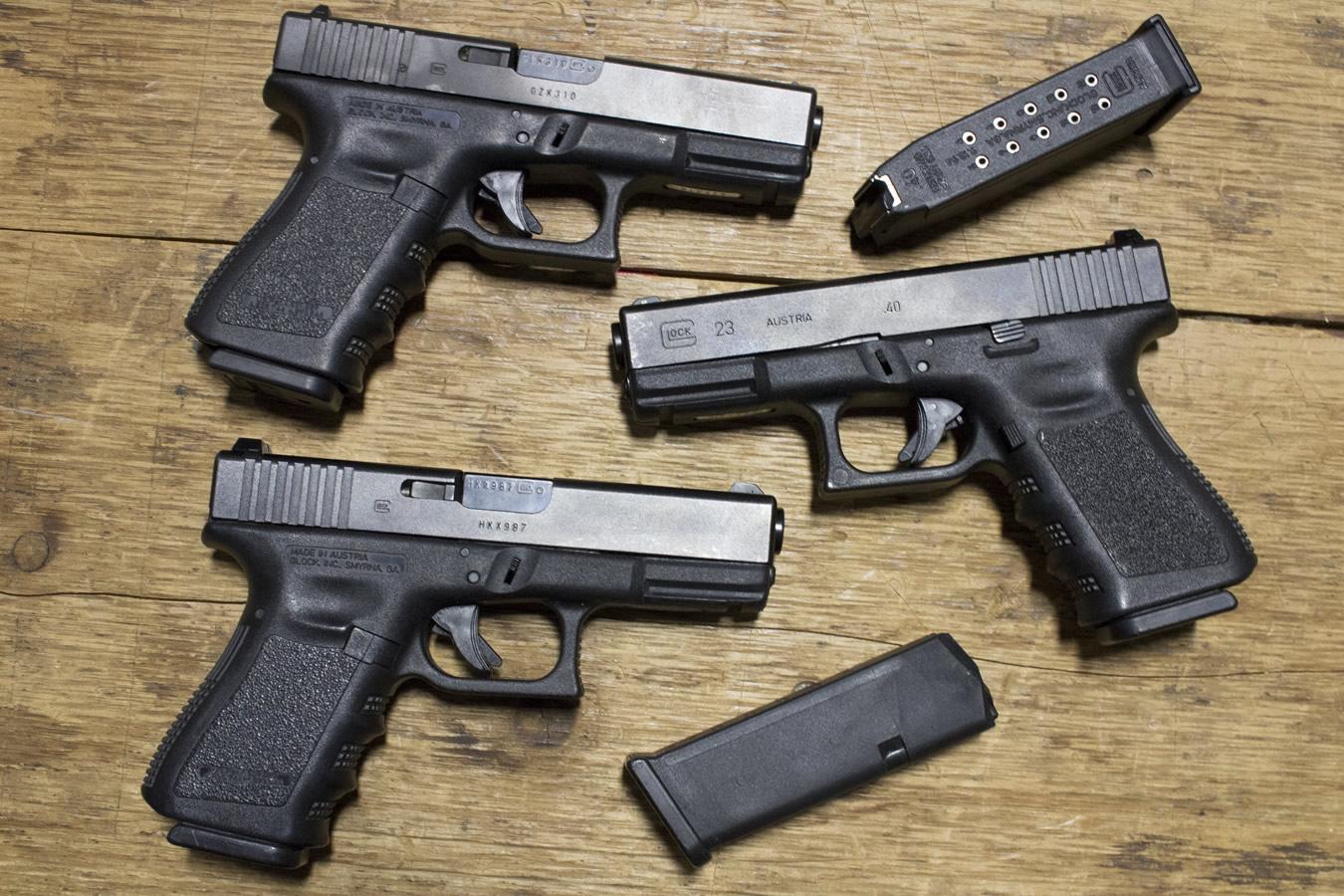 Glock 23 Gen3 40 S&W Police Trades (Good Condition) | Sportsman\'s ...