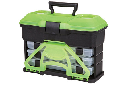 MINI FRONTLOADER FROST GREEN