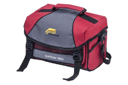 RED-WEEKEND SERIES SOFTSIDER TACKLE BAG