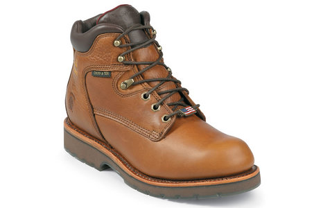 6 INCH WATERPROOF LEATHER BOOT