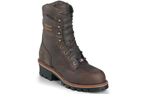 9 INCH BAY APACHE INSULATED LOGGER BOOT
