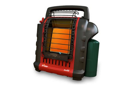 BUDDY PORTABLE PROPANE HEATER