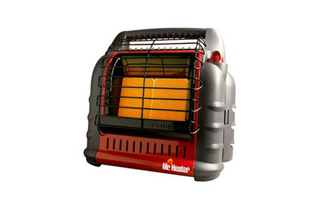 BIG BUDDY PORTABLE PROPANE HEATER