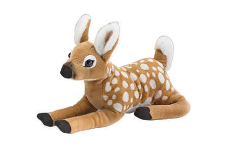 DEER FAWN STUFFED ANIMAL
