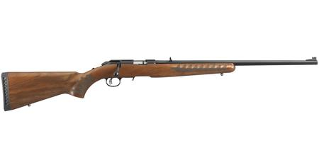 RUGER AMERICAN RIMFIRE 22LR WITH WOOD STOCK