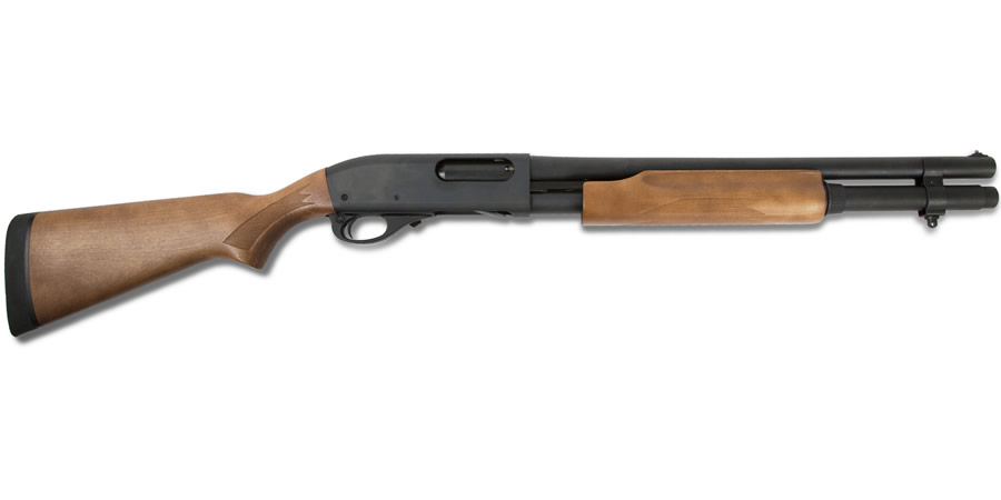 No. 13 Best Selling: REMINGTON 870 EXPRESS 12 GA HOME DEFENSE WOOD STK