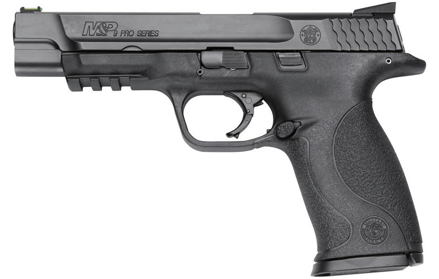 MP9 9MM PRO SERIES NO THUMB SAFETY (LE)