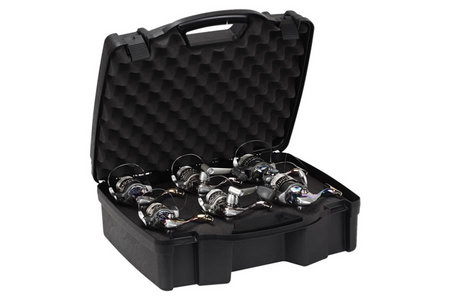 REEL STORAGE/ACCESSORY CASE