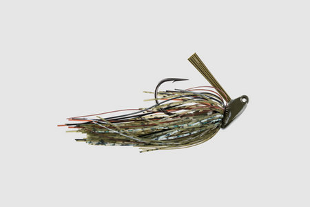 BANKROLL JIG NATURAL 3/8 OZ