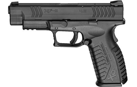 SPRINGFIELD XDM 9MM 4.5 FULL-SIZE BLACK ESSENTIAL