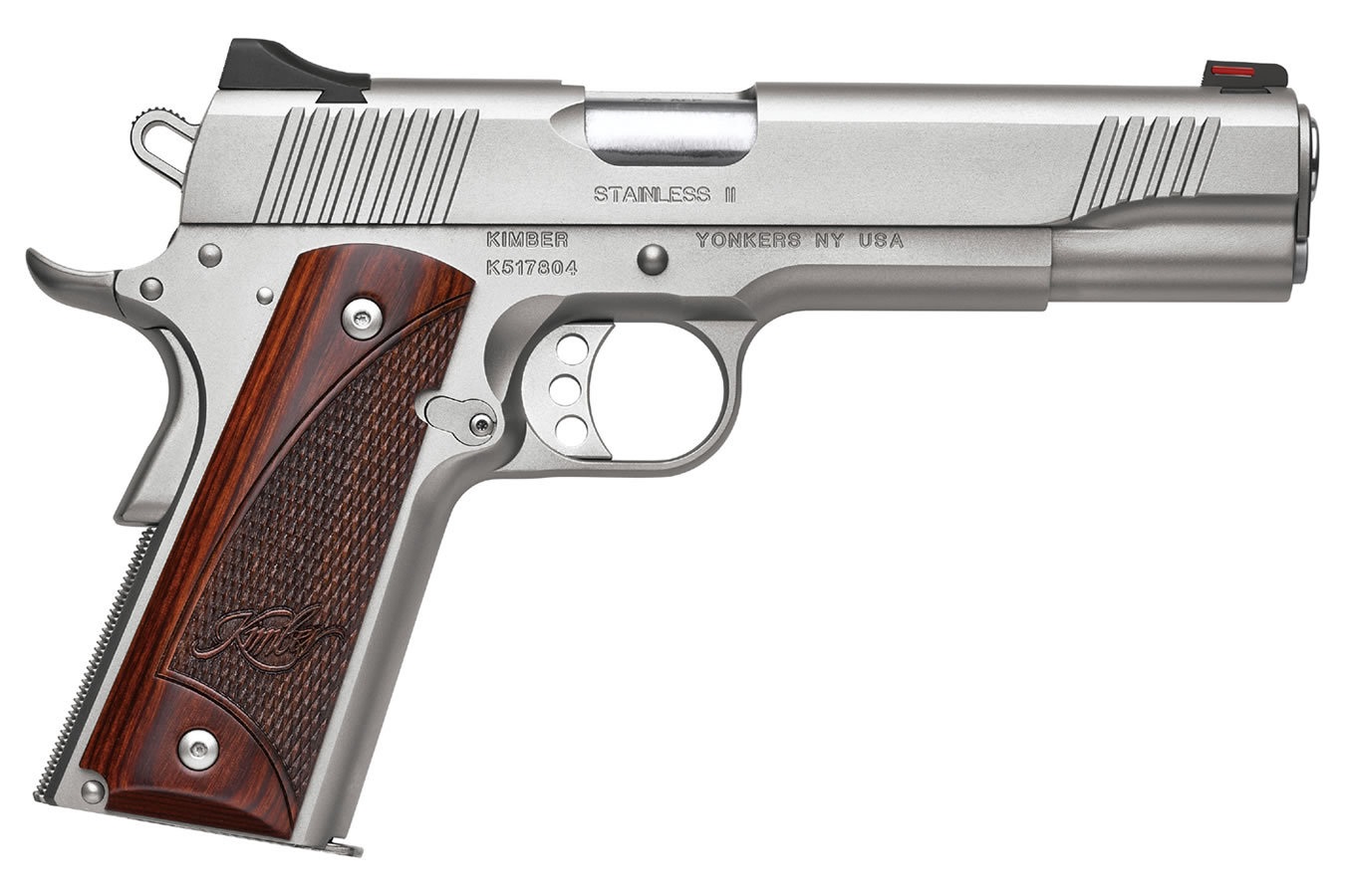 Kimber Stainless Luger Vance Outdoors