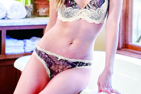MOSSY OAK BREAK-UP COUNTRY LACE PANTIE