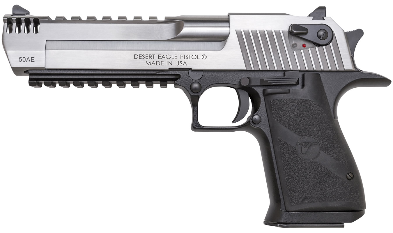 New Desert Eagle combo pack comes with both .44 Mag, .50 AE barrels