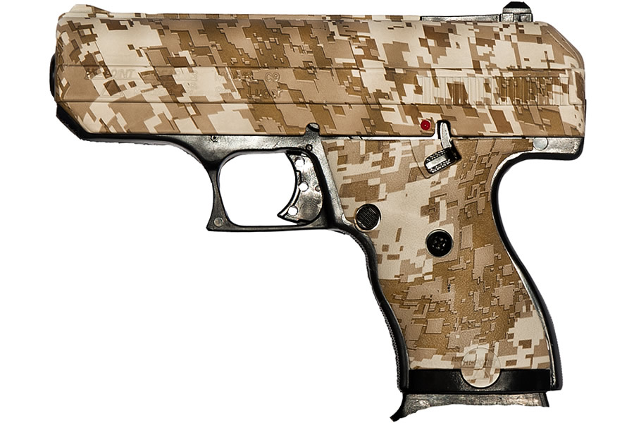 C9 9MM DESERT DIGITAL CAMO