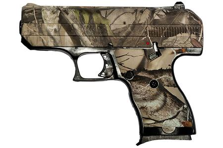 HI POINT C9 9mm Centerfire Pistol with Woodland Camo Finish