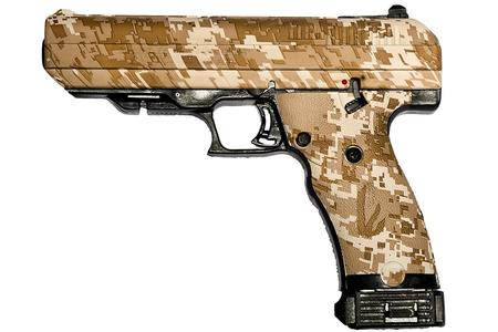 HI POINT JHP 45ACP High-Impact Desert Digital Camo Pistol