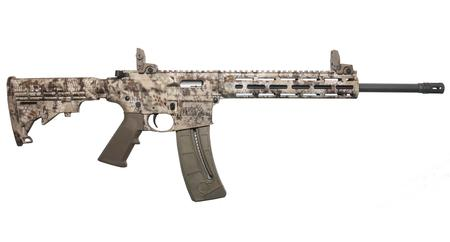 SMITH AND WESSON MP15-22 SPORT KRYPTEK HIGHLANDER
