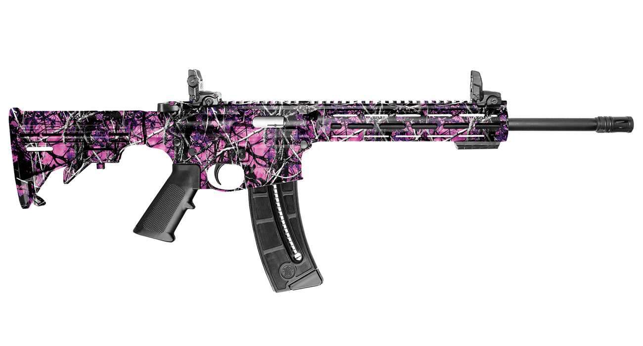 MP15-22 SPORT MUDDY GIRL CAMO