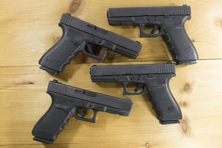 GLOCK 21SF GEN3 45 ACP POLICE TRADE-INS (GOOD)