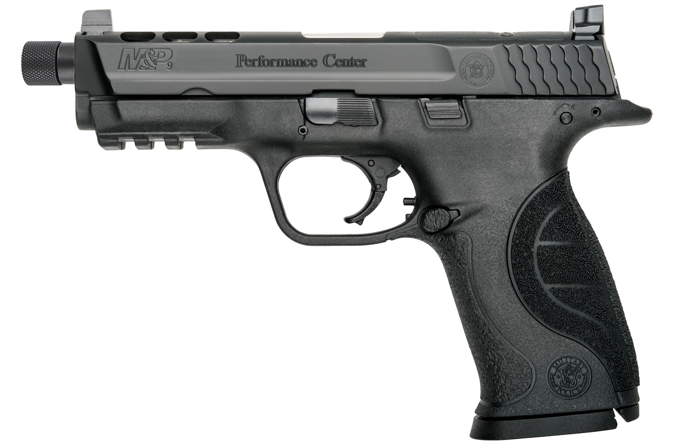 Smith And Wesson Mp9 9mm Performance Center Ported Tb