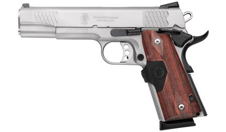 SMITH AND WESSON SW1911 CT E-SERIES 45 ACP STAINLESS