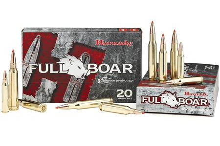 HORNADY 6.5 Creedmoor 120 gr GMX Full Boar 20/Box