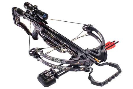 BARNETT Whitetail Hunter Crossbow Package with 4x32 Scope