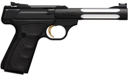BROWNING FIREARMS BUCK MARK BLACK FLUTED LITE 22 LR