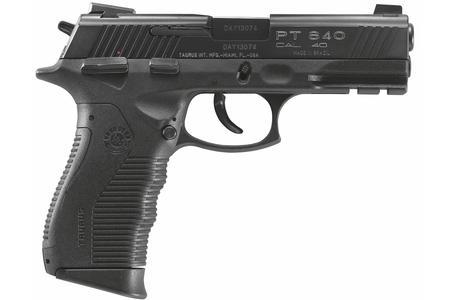 PT840 40SW WITH BLACK TENNIFER FINISH