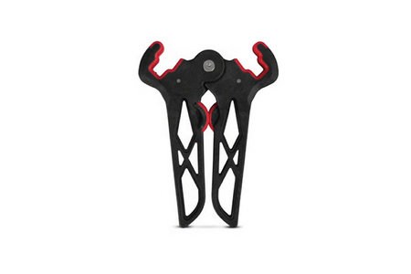 BOW STAND MINI BLK/RED