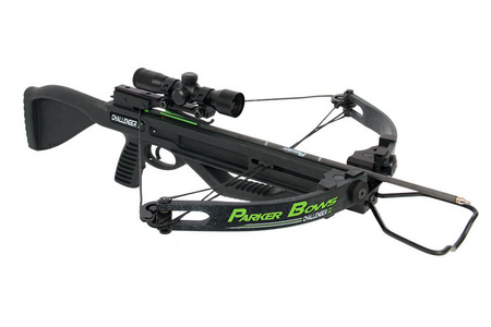 PARKER Challenger 2 Crossbow Package with Multi-Retile Scope